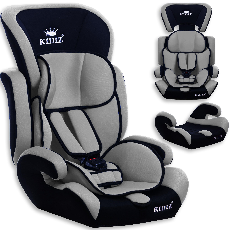 kidiz autokindersitz autositz kinderautositz 9 36 kg gruppe 1 2 3 kindersitz gr. Black Bedroom Furniture Sets. Home Design Ideas